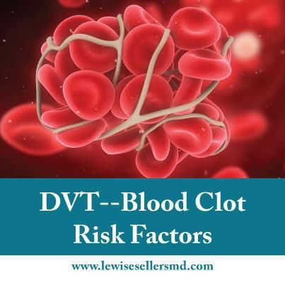 how to know if blood clot