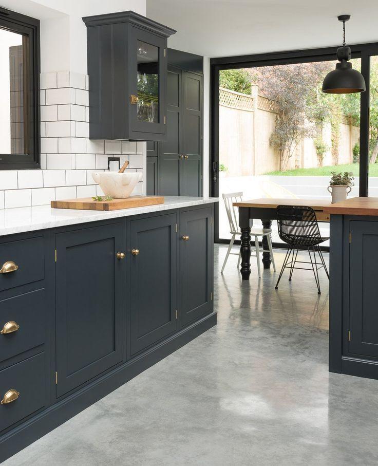 Beauty in a London kitchen... | Cocina nueva, Muebles de cocina y ...