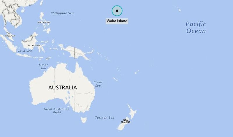 Where is wake island oceania pinterest wake island location know where is wake island located on the world map find location map of wake island with facts cities towns and travel information gumiabroncs Gallery