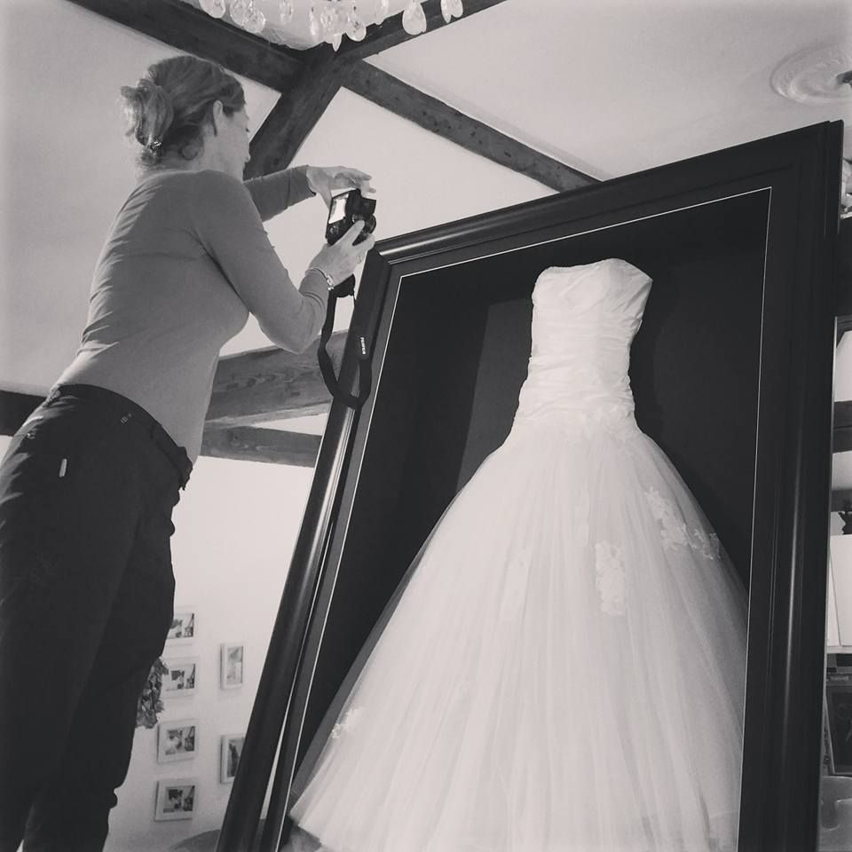 Wedding Dress Framing. A bespoke framing company specialising in 3D framing of wedding dresses and other memorabilia, such as bouquets, buttonholes & shoes etc