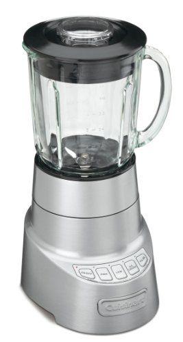 Cuisinart Spb600fr Smartpower Deluxe Die Cast Blender Stainless