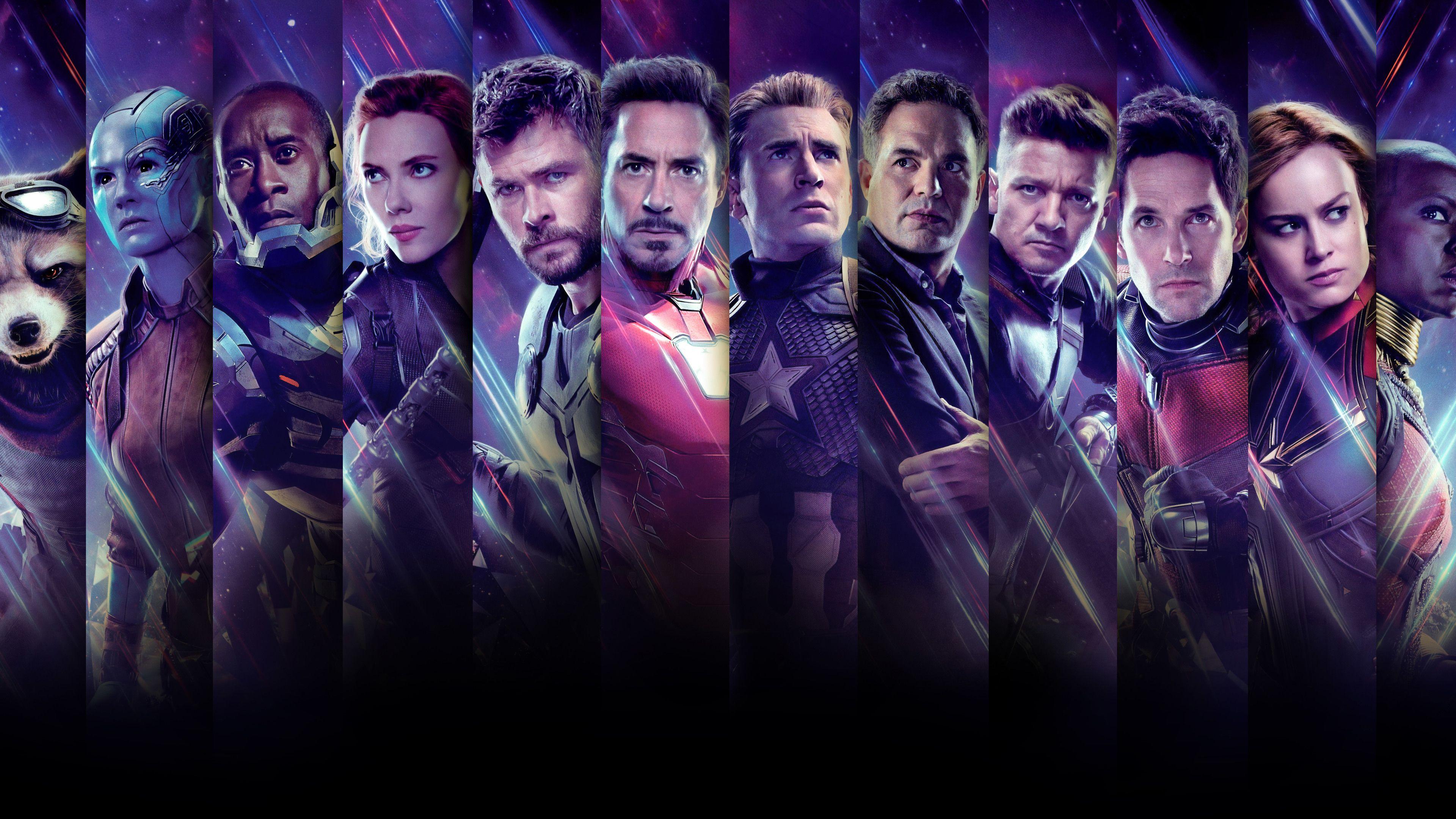 Avengers End Game Collage Poster 4k War Machine Wallpapers Thor Wallpapers Thanos Wallpapers Superheroes Wal Captain America Wallpaper Okoye Marvel Avengers
