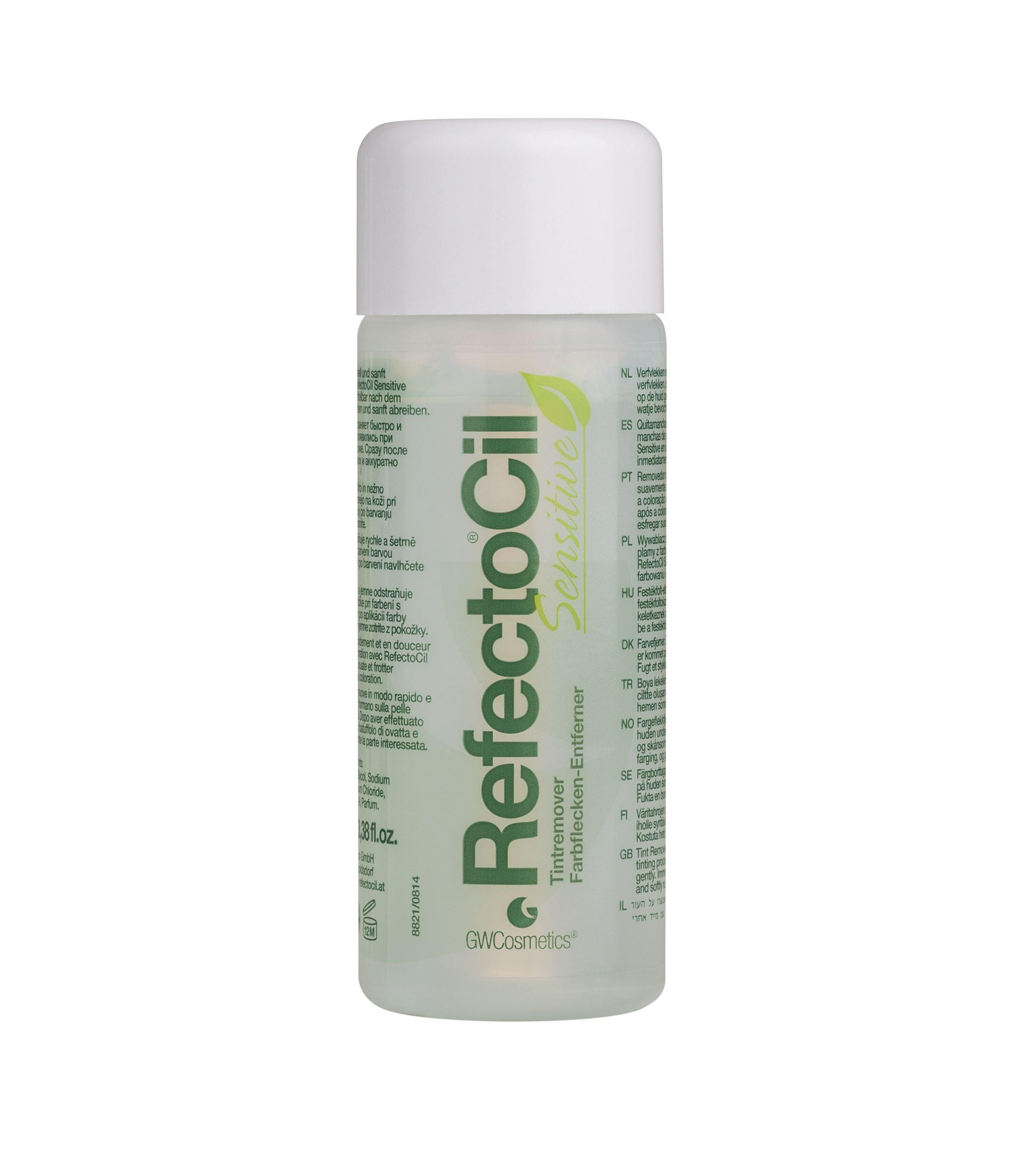 RefectoCil Sensitive Tint Remover 100ml. Colour remover