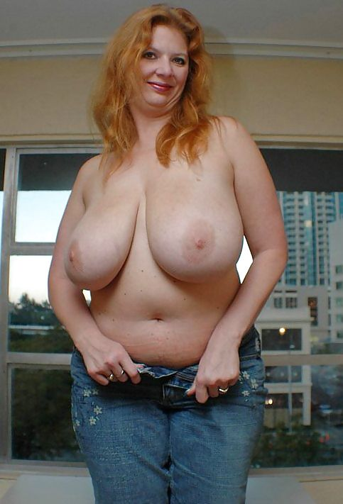Hot mama boobs