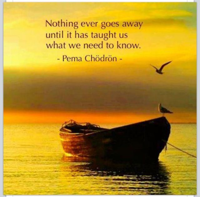 Pema Chodron Quotes Interesting Clock Watching  Pema Chodron Quotation And Wisdom Inspiration