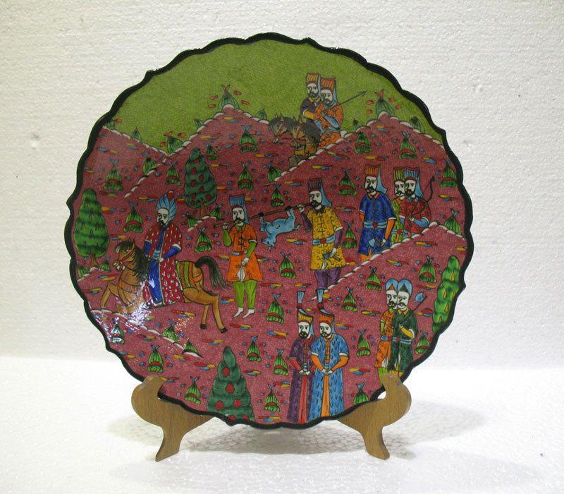 Ceramic Decorative Plates | eBay & Ottoman empire ceramic plate wall hanging tile handmade Turkish ...