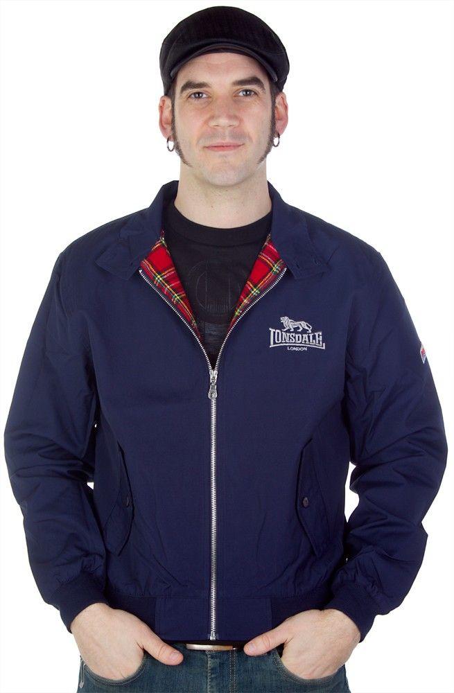 ファッション Jacket Navy Pinterest Lonsdale Harrington 6qHYEwcEt