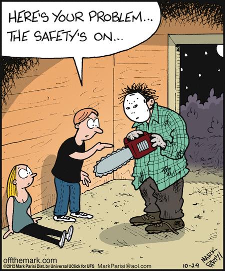 Off The Mark Cartoon Comics. Happy Halloween Everyone!