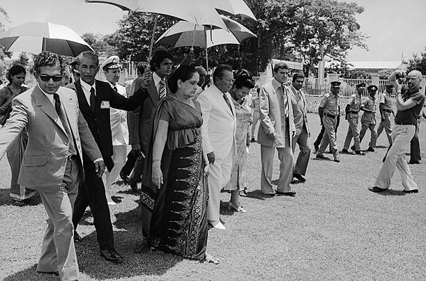 sirimavo bandaranaike of sri lanka was the first female head of  women power essay a brief history of women in power photo essays time