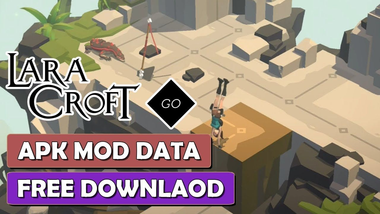 How to download Lara Croft Go apk+data free Full Game 2018