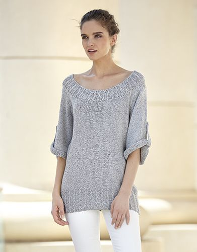 Book Woman Concept 3 Spring / Summer | 5: Woman Sweater | Grey ...
