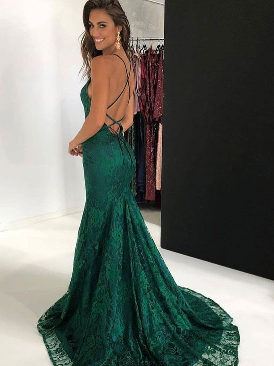 Absorbing prom dresses backless prom dresses mermaid prom dresses