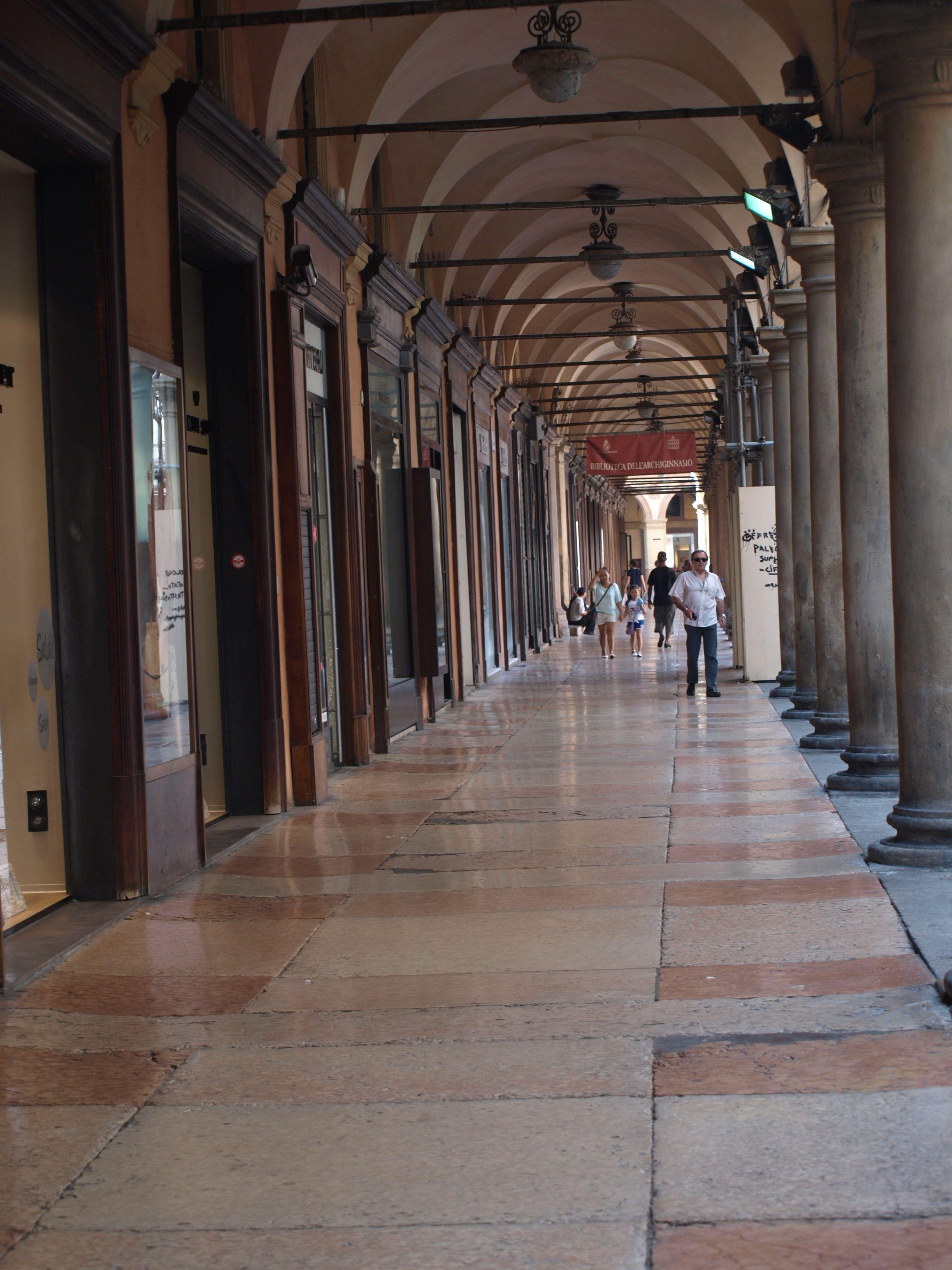 Portici di Bologna Portico, Bologna