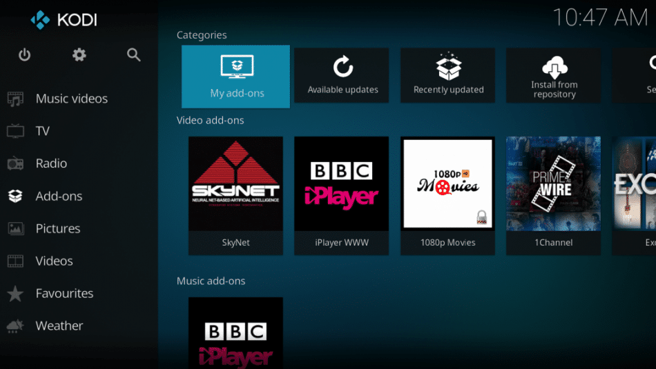 Alternative for TVAddons Repo for Kodi – TVAddons