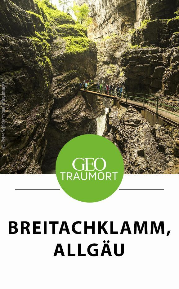 Photo of Breitachklamm, Allgäu: hiking in the deepest gorge in Germany