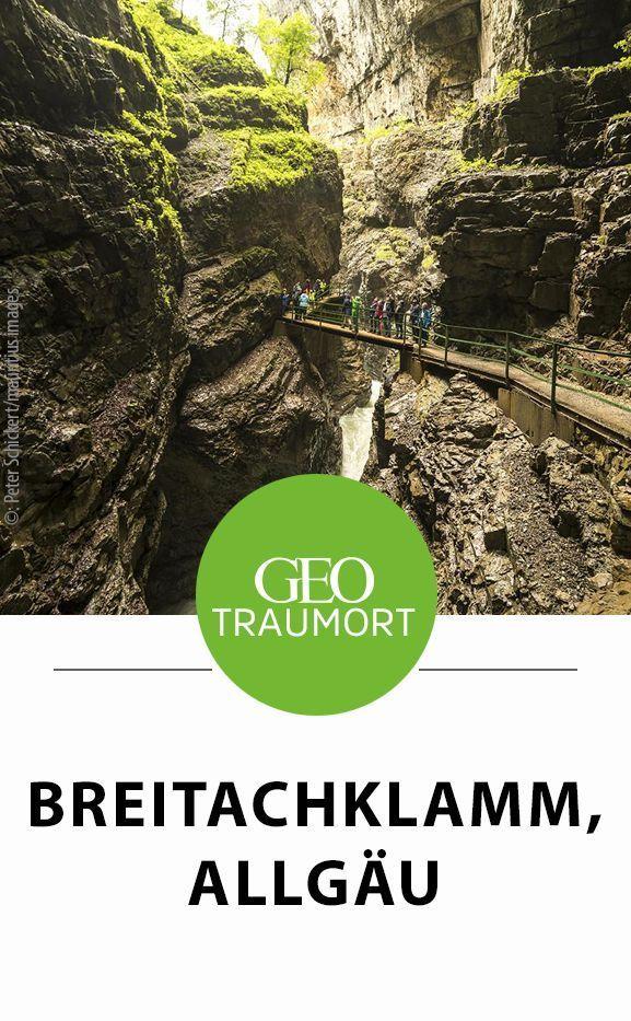 Photo of Breitachklamm, Allgäu: Wandern in der tiefsten Schlucht Deutschlands
