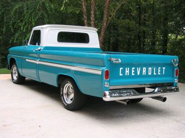64 chevy pickup | 64 Chevy Truck //www.sharepouch.com/pouch ...