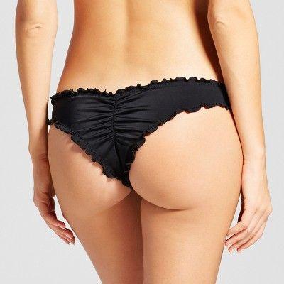 f096986dfb9c7 Women s Sun Rays Ruffle Extra Cheeky Bikini Bottom - Shade   Shore ...