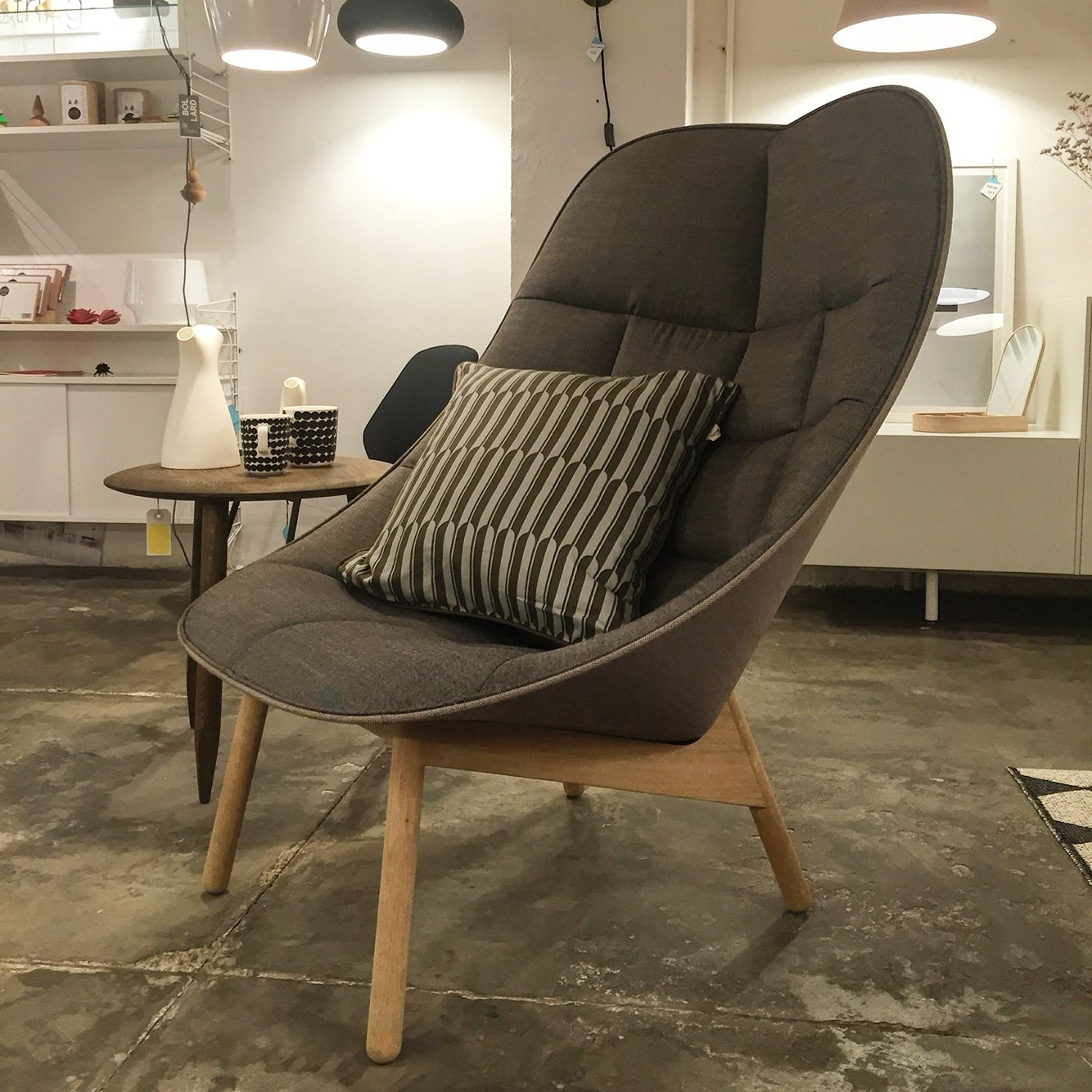 Uchiwa Lounge Hay In 2019 Home Decor Accent Chairs Home