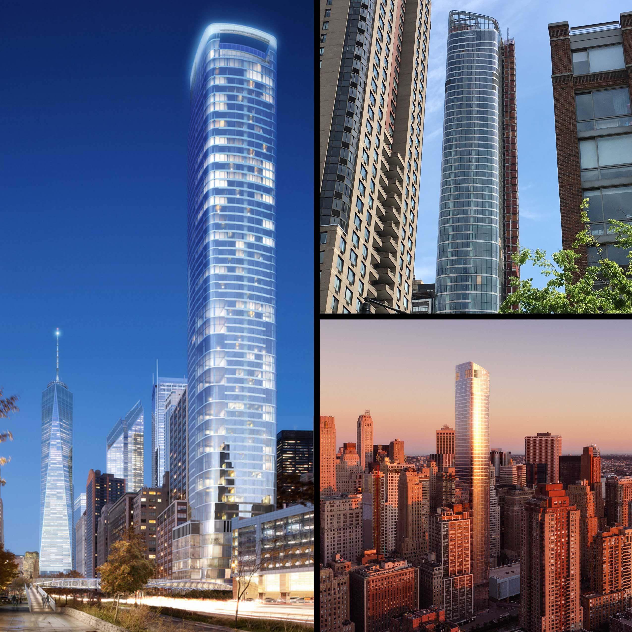 New York Skyscraper Construction