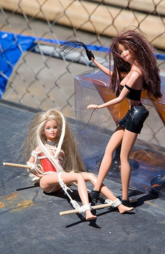 Barbie Doll Rule 34 Porn - 31 Barbies In Inappropriate Positions