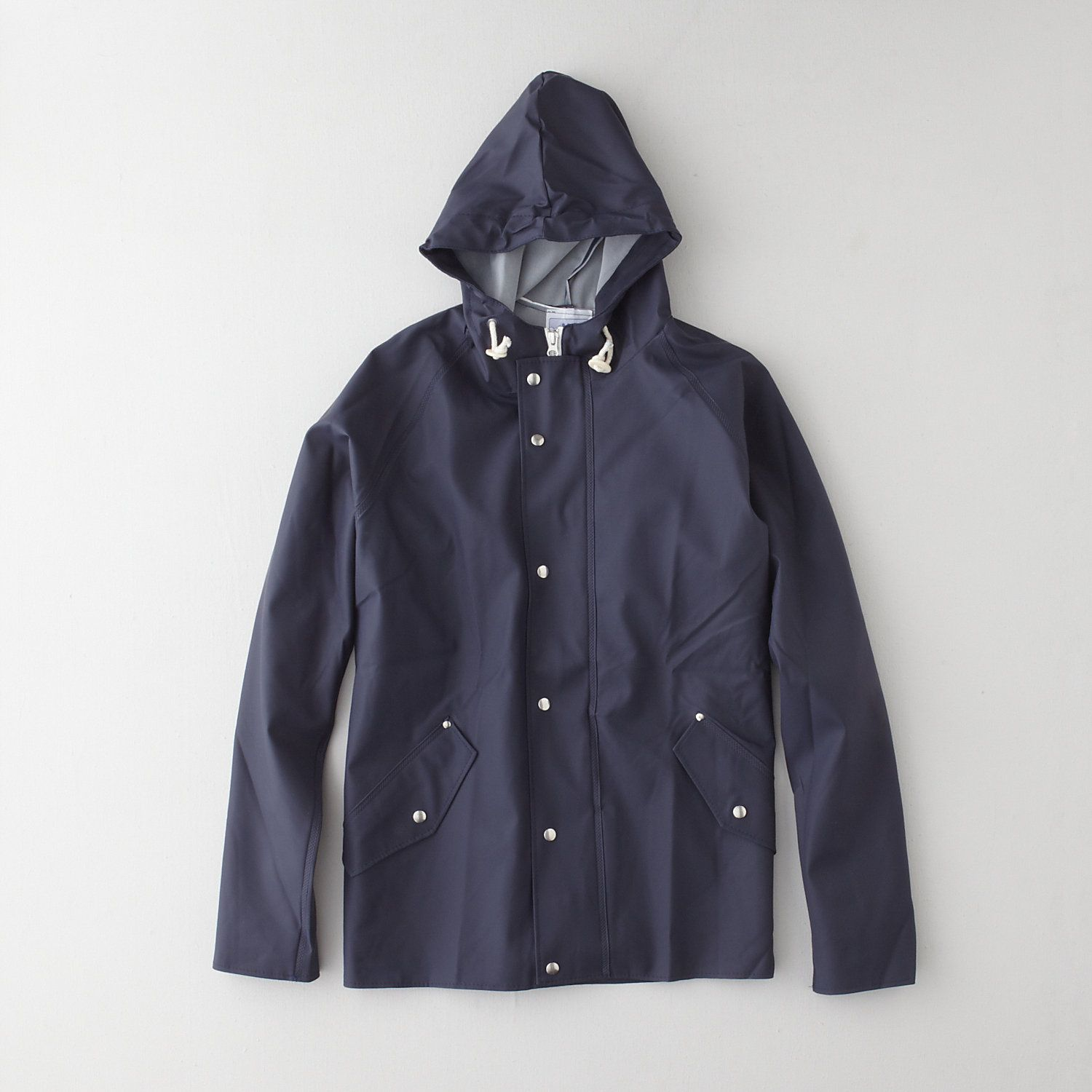 Norse Projects Classic Elka Rain Jacke | LifeStyle | Pinterest ...