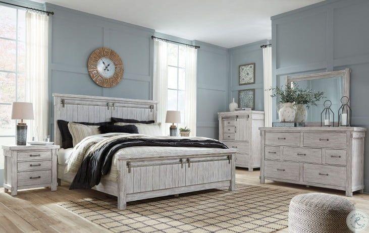 Best Brashland White Panel Bedroom Set White Panel Bedroom 400 x 300