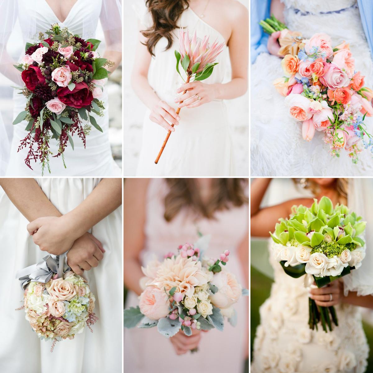 12 Types Of Wedding Bouquets Wedding Flower Types Cheap Wedding Bouquets Bridesmaid Flower Bouquet
