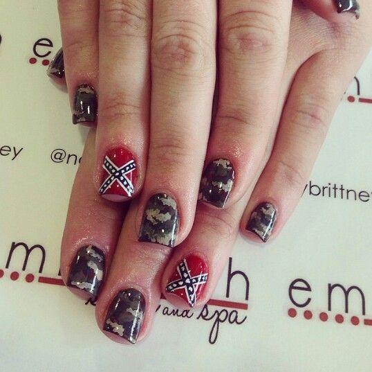 Country Girl Nail Art: Pin By Brenda Gravning On Nails