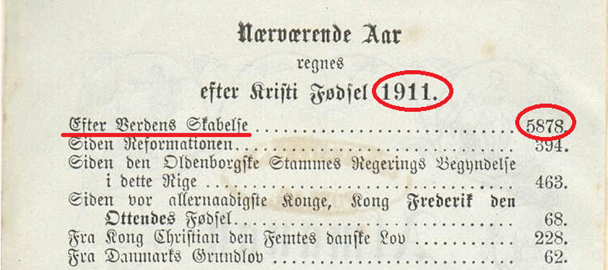 How Old Was The Earth In 1911 Bible Timeline Bible Chronology