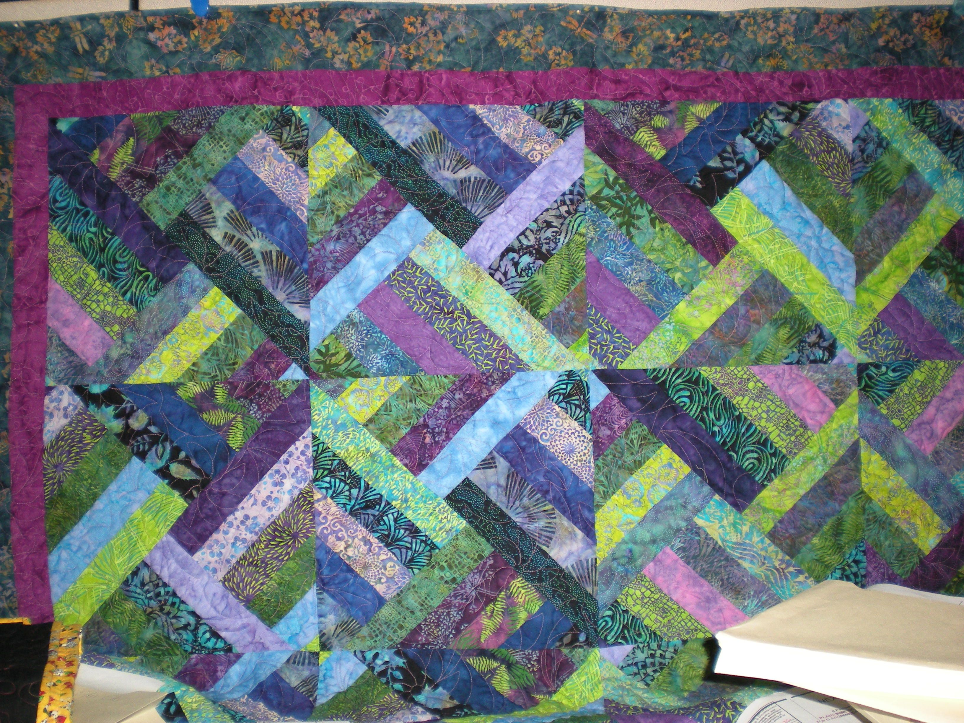 Pin by Becky Awtrey on Jelly Roll Quilts Pinterest