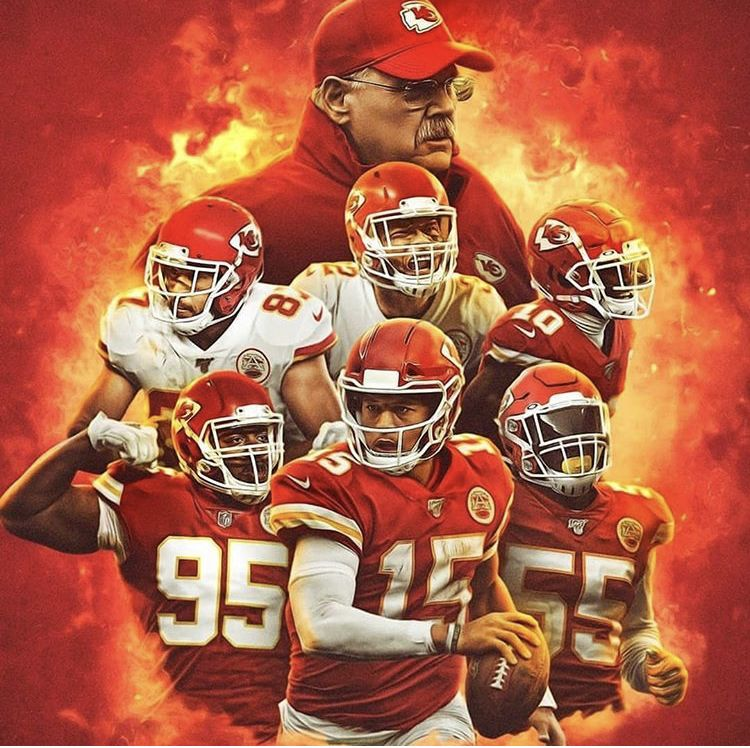 Pin By Deanie Mooney On I Sports In 2020 Kansas City Chiefs Logo Kc Chiefs Football Kansas City Chiefs Football