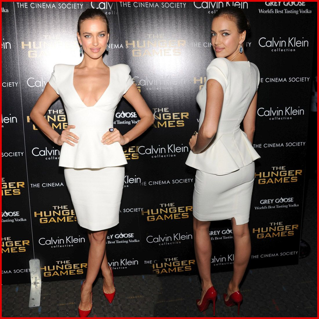 Celebrity White Party Dresses