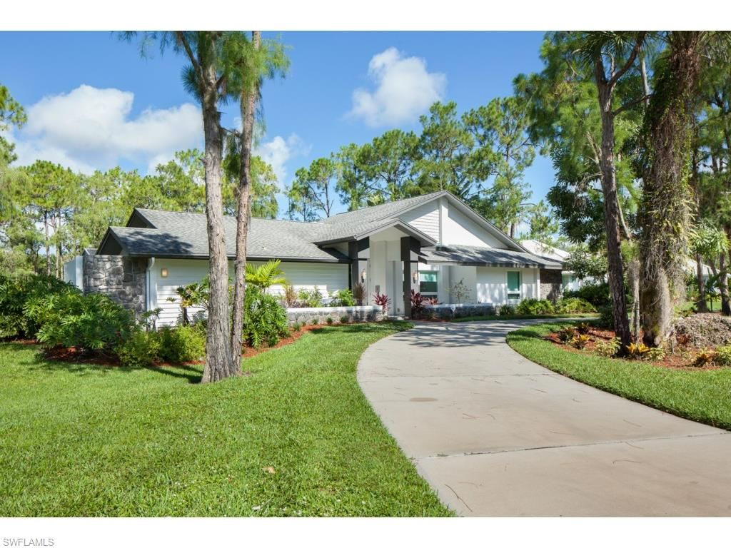 12887 valewood dr naples fl 34119 contemporary renovated home on rh pinterest co uk