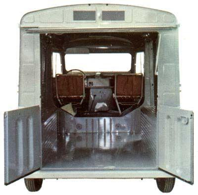 Type H Food Truck