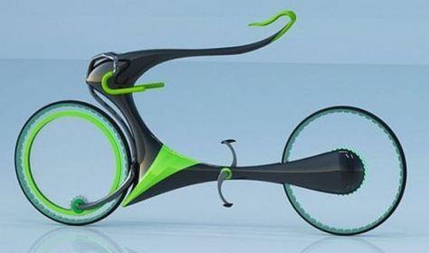 Eco-friendly bike concepts to promote eco-friendly lifestyle