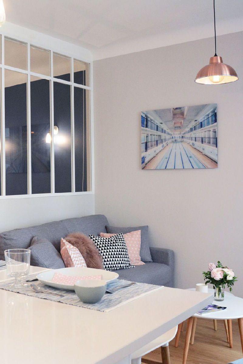La trasformazione di un ordinario appartamento di 30 mq a