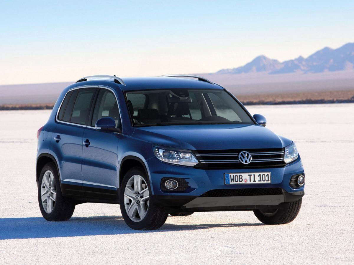 Volkswagen tiguan ii 2 0 tsi 180 hp 4motion dsg bmt cars car