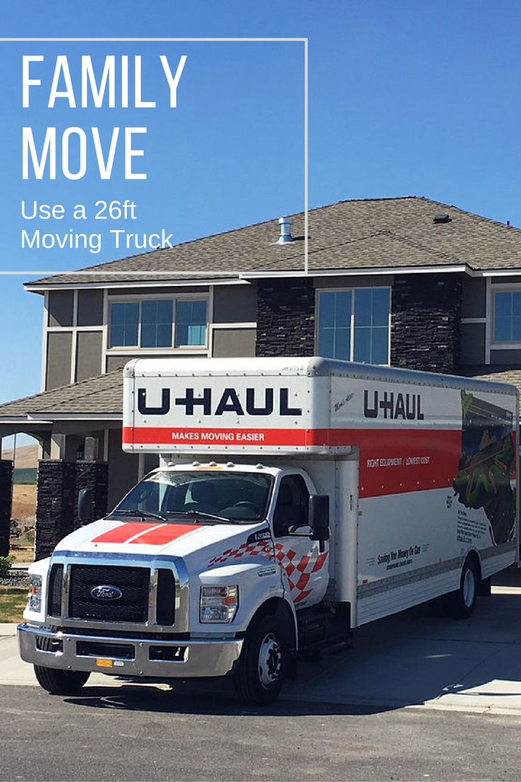 Uhaul reserve a truck