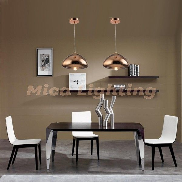 Replica Lighting Tom Dixon Void Large Copper Pendant Light Copper Pendant Lights Wholesale Lighting Lighting Store