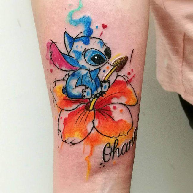Ohana Tattoo 41 Tattoo Ideas Pinterest Tatouage Dessin Et