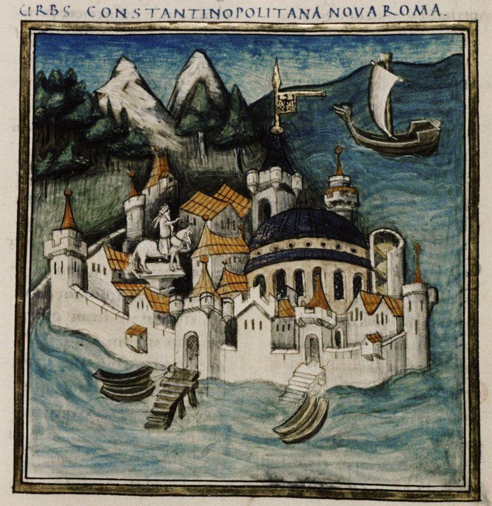 The Notitia Dignitatum | The Journal of Roman Studies ...
