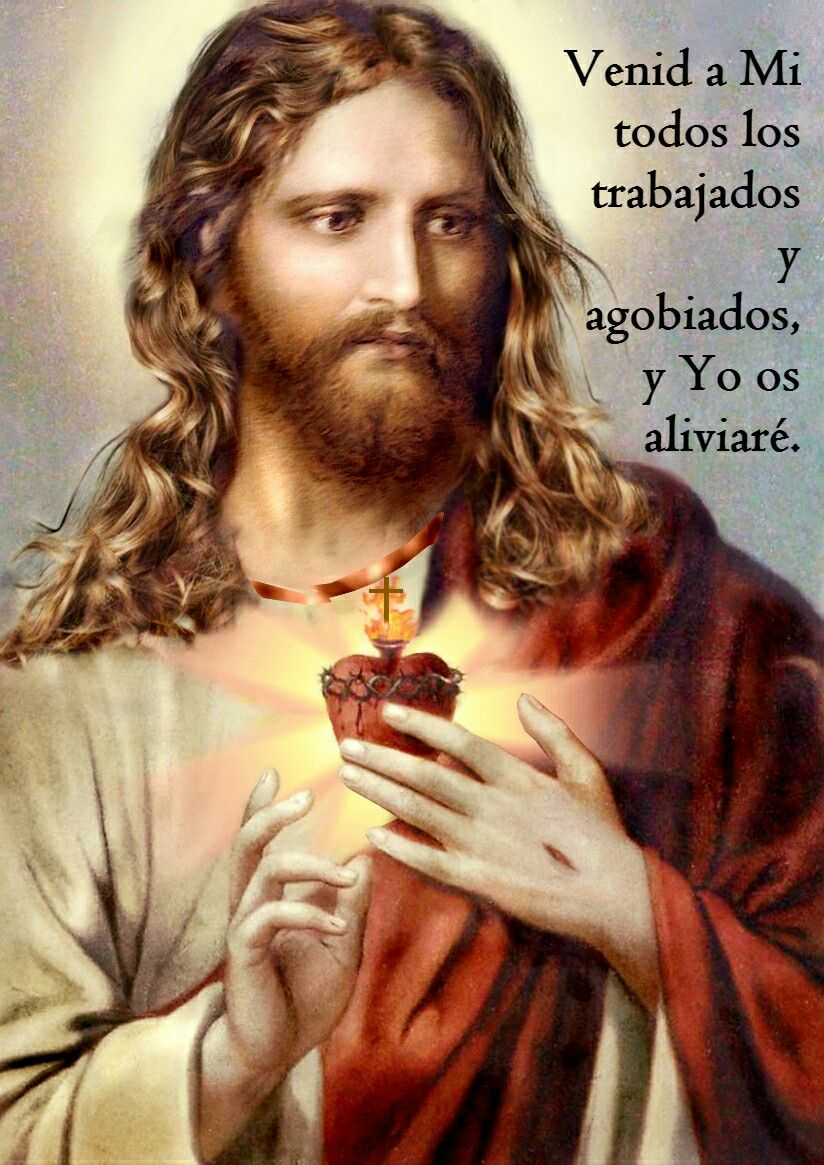Most Sacred Heart of Jesus,  Have mercy on us. !