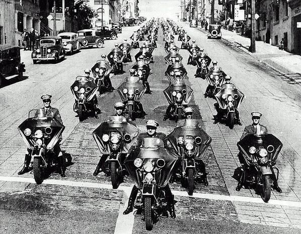 Bloody Christmas Lapd.The Lapd Motor Patrol 1930 S 1930 S Los Angeles Police