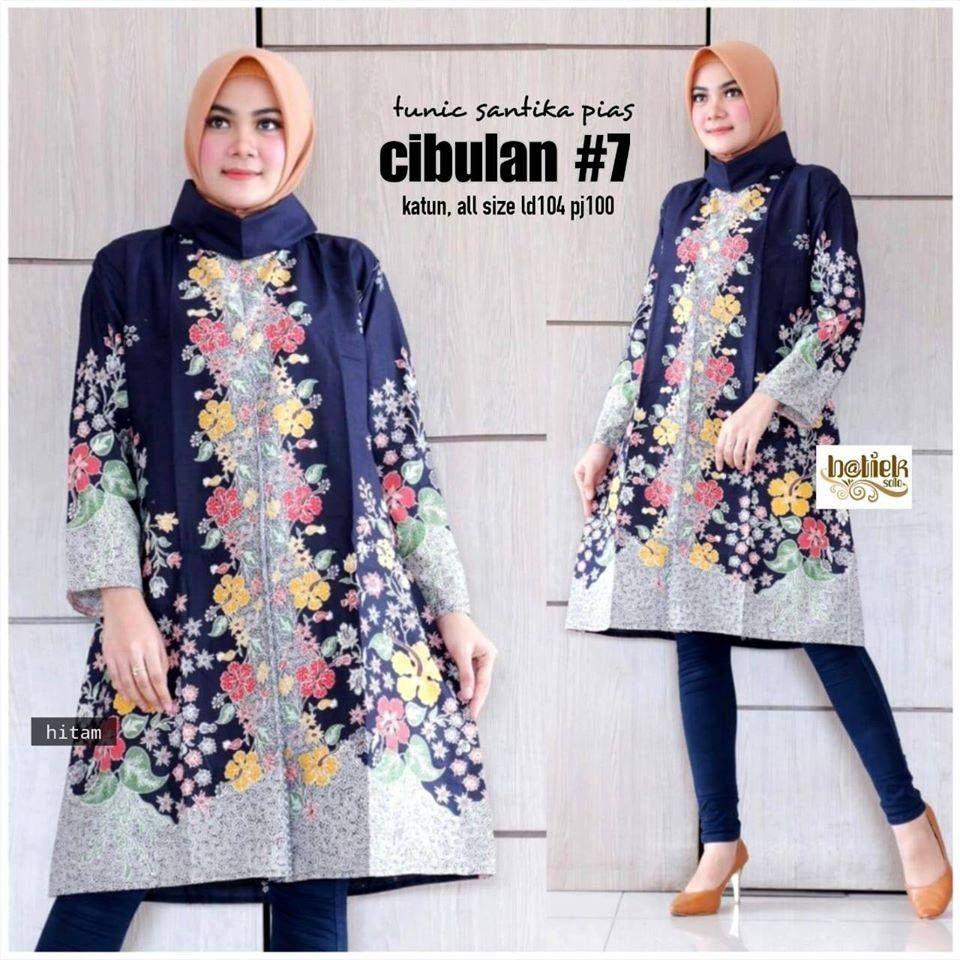 Contoh Baju Qasidah Modern