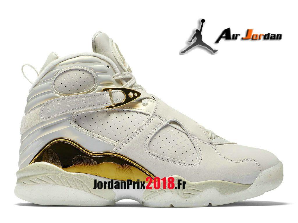 air jordan blanc et or