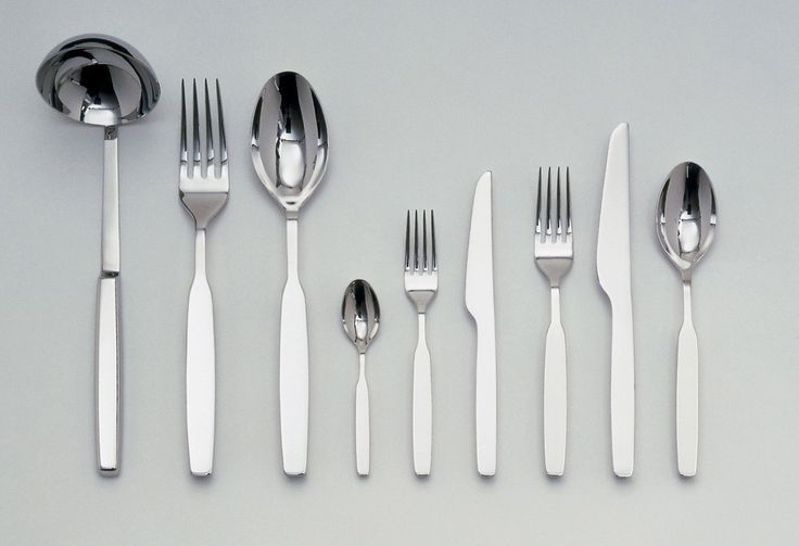 Stunning Alessi cutlery by Marc Newson, perfect for a Ms Dolphin ...