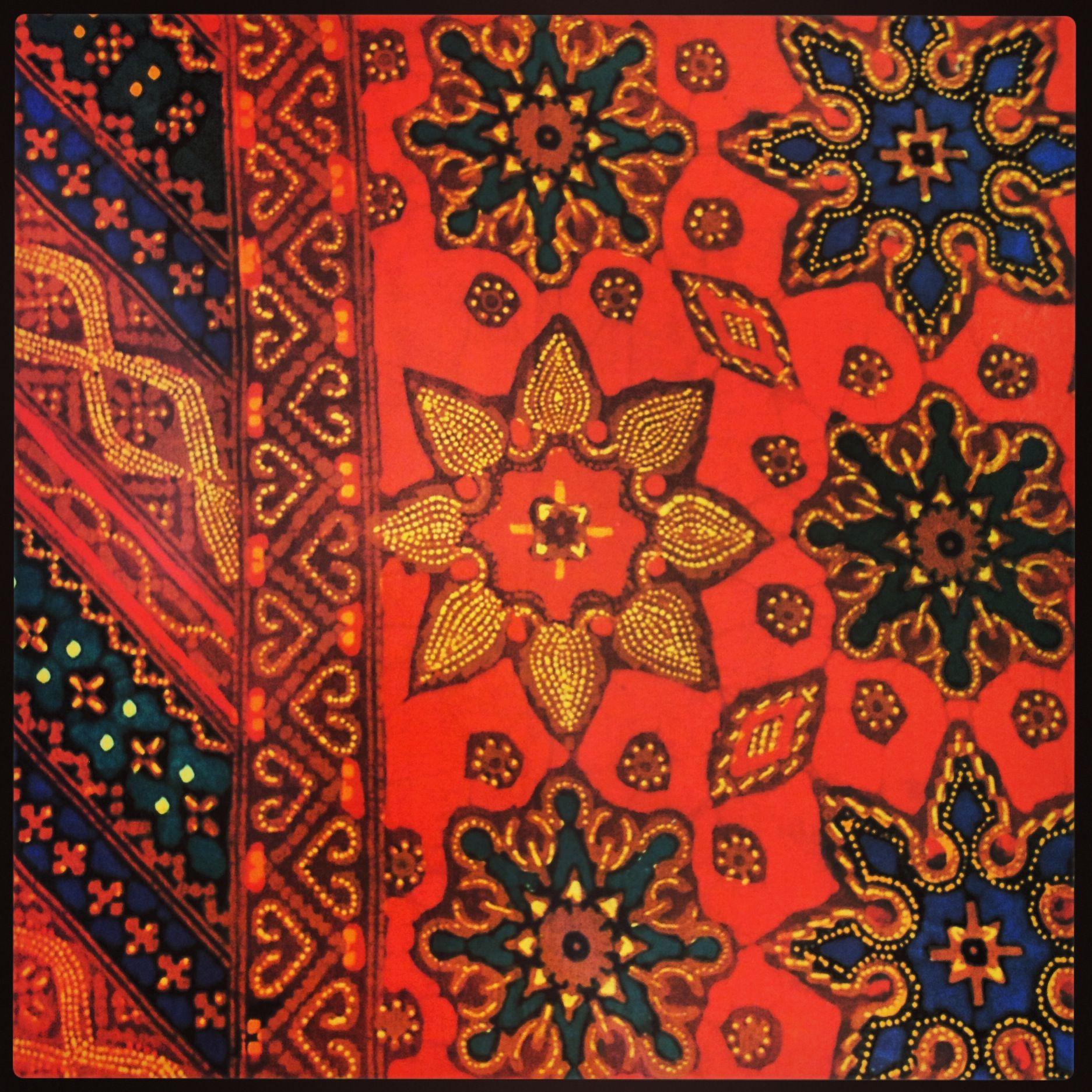 Batik From Central Java, Indonesia