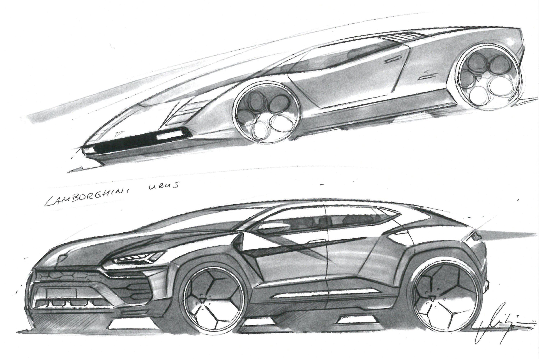 How to Make an SUV Look Like a Lamborghini Lamborghini Centro Stile ...