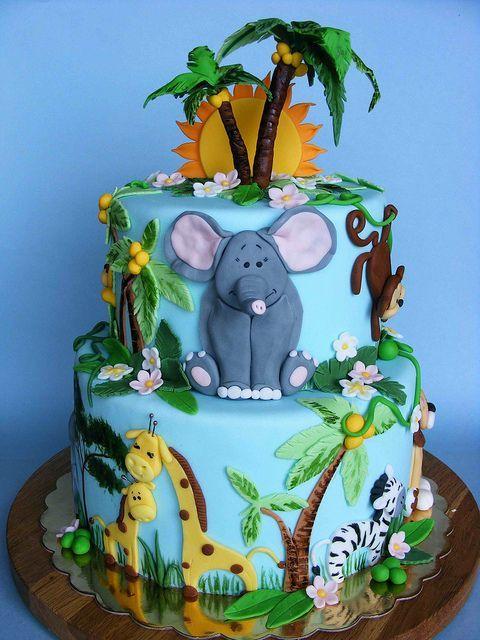 torta selva: